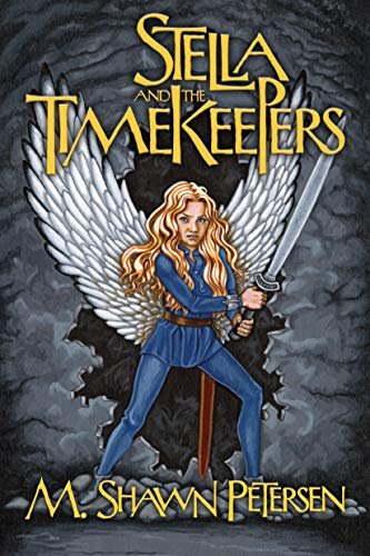 RWYK Interview: Stella and the Timekeepers by M. Shawn Petersen