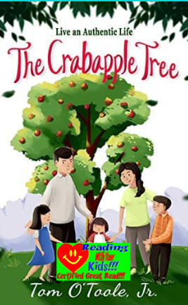 The Crabapple Tree: Live an authentic life: #RWYK Certified Great Read