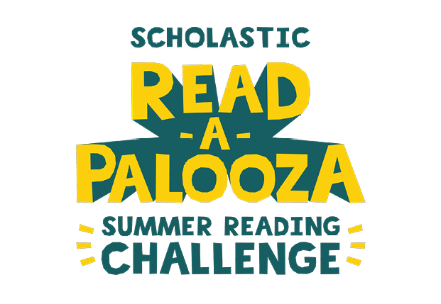 Scholastic Read-a-Palooza Summer Reading Challenge
