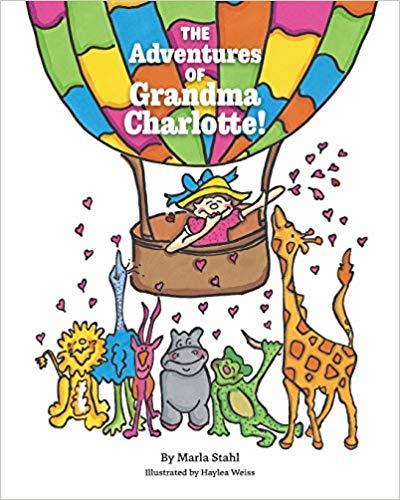 "Come join us on ""The Adventures of Grandma Charlotte!"""