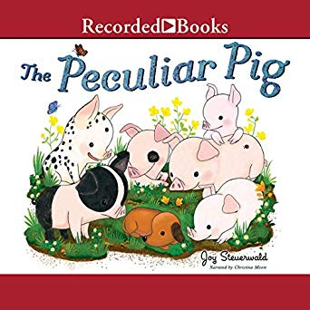"Meet ""The Peculiar Pig"" by Joy Steuerwald"