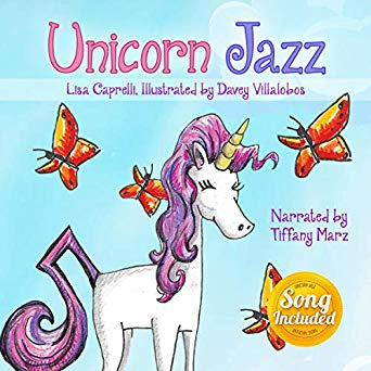 Unicorn Jazz by Lisa Caprelli
