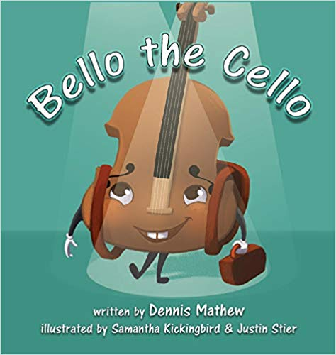 "RWYK Author Interview: ""Bello the Cello"" by Dennis Mathew!!"