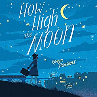 "RWYK Interview: ""How High the Moon"" by Karyn Parsons"