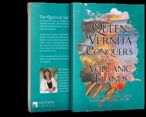 Queen Vernita Conquers The Volcanic Islands