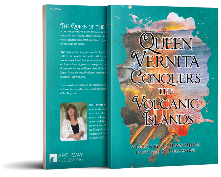 Queen Vernita Educational Series by Dawn Menge