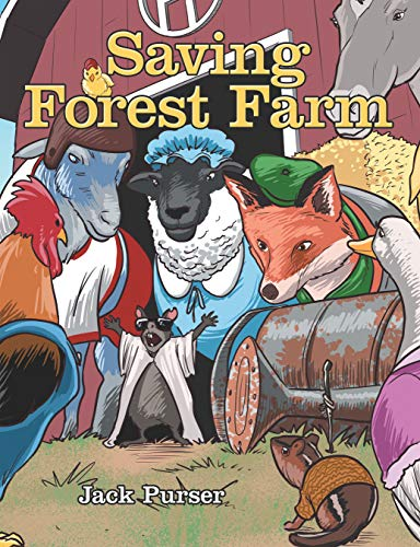 "Children's Author Jack Purser on ""Saving Forest Farm"""