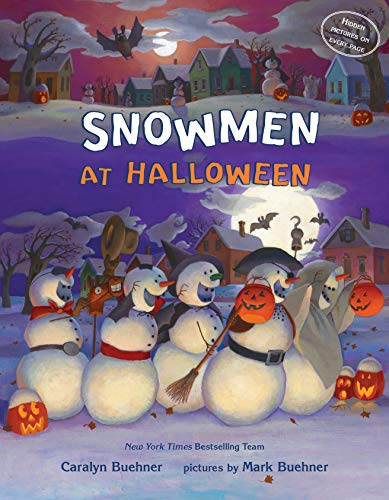 "Introducing ""Snowmen at Halloween"" by Caralyn M. Buehner"