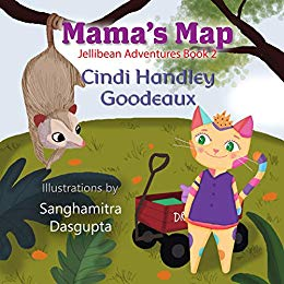 Mama's Map (Jellibean Adventures Book 2)