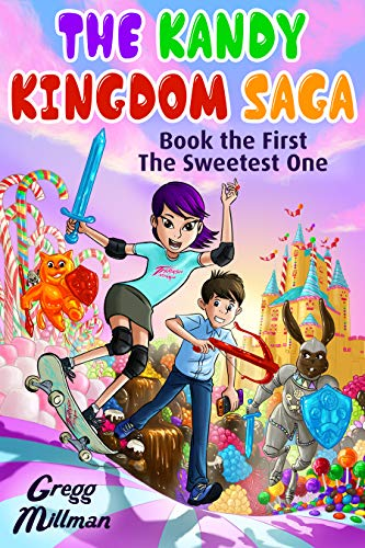 The Kandy Kingdom Saga (Book 1)