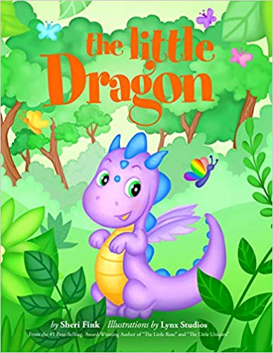 "MEET ""The Little Dragon"" BY SHERI FINK!"