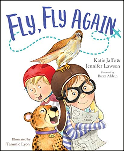"Join us as Katie Jaffe and Jennifer Lawson teach us to ""Fly, Fly Again"""