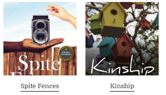 Trudy Krisher on her YA Novels SPITE FENCES & KINSHIP