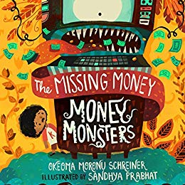 "RWYK Is Delighted to Feature ""The Missing Money (Money Monsters Book 1)"""