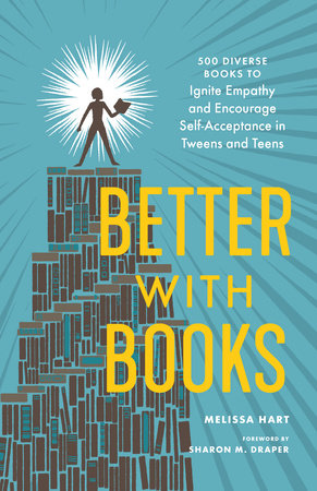 """Better with Books"" by Melissa Hart"