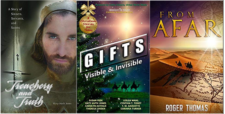 Leslea Wahl on Christmas Books