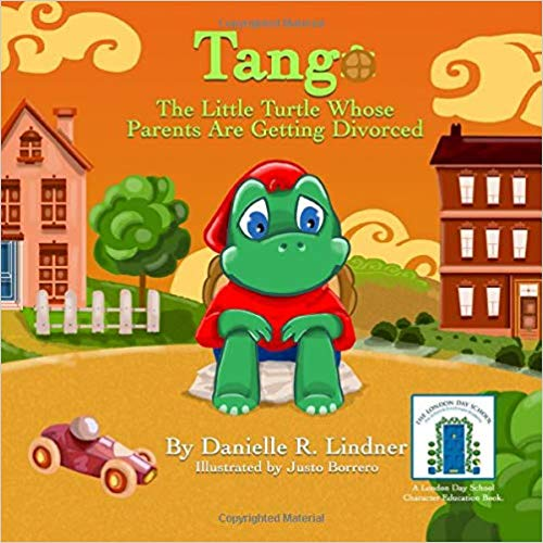 "Meet ""Tango -the Little Turtle Who Was Afraid to Go to School"""