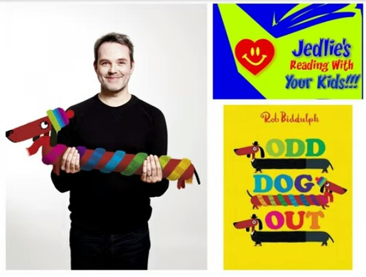 "Reading with Your Kids Presents ""Odd Dog Out"" by Rob Biddulph"
