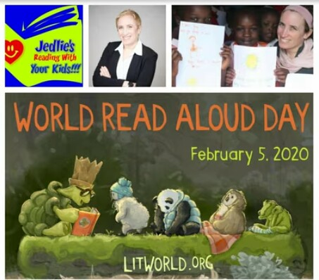 RWYK World Read Aloud Day Special Episode Ft. Pam Allyn