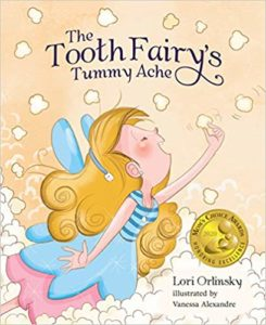 The Tooth Fairy's Tummy Ache - RWYK Certified Great Read