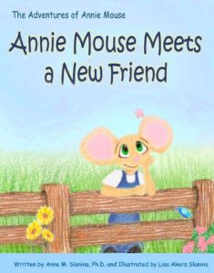 Annie Mouse Meets a New Friend