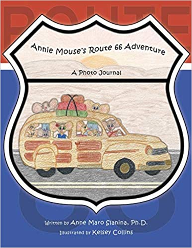 Annie Mouse's Route 66 Adventure