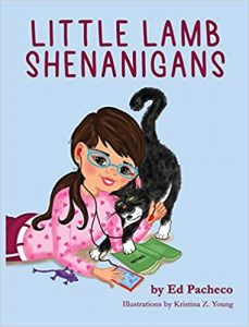 Little Lamb Shenanigans by Ed Pacheco